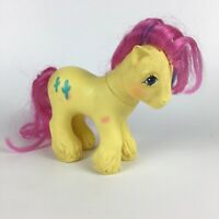 Vtg My Little Pony MLP G1 BIG BROTHER Boy Tex Texas Clydesdale Cactus Fast Ship!