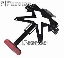 Number Plate Bracket Licence Fender Eliminator For Kawasaki Ninja 250 Z800 Z1000