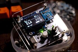 Arduino Digital Incident Light Meter
