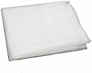 HEAVY DUTY MATTRESS STORAGE POLYTHENE PLASTIC BAG. EXTRA STRONG MATRESS COVER