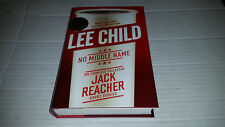 No Middle Name by Lee Child (2017, Hardcover) SIGNED 1st/1st