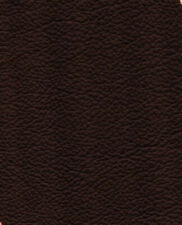 DARK BROWN LEATHER OFFCUTS CRAFT PIECES 40cm X 40cm REPAIRS BAGS POUCH