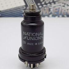 6J7 NATIONAL UNION TUBE U.S.A