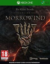 Los Scrolls Ancestrales en línea Morrowind & Discovery Pack DLC XBOX ONE * Sellado Pal *