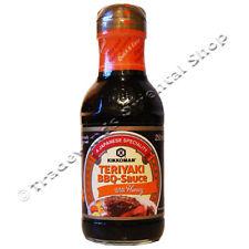 Kikkoman al teriyaki BBQ Sauce Con Miel - 250ML