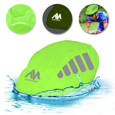 Waterproof Bike Bicycle Cycle Helmet Rain Cover Dust-proof Reflective Stripes