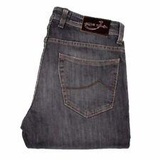 Jeans da uomo grigie Jacob Cohen