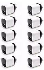 10x 1A Usb Wall Charger Plug Home Power Adapter For Samsung Android Phone