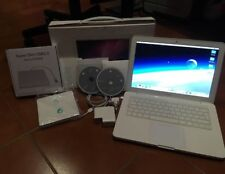 Macbook 13 Finales 2009  /250+500GbHdd/8GbDDR3