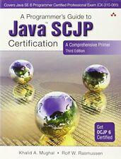 A Programmer's Guide to Java SCJP Certificati... by Rasmussen, Rolf W 0321556054