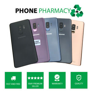 GENUINE SAMSUNG GALAXY S9+ (PLUS) G965 REAR BACK GLASS BATTERY COVER