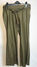 Cotton Regular Tailored Trousers NEXT for Women