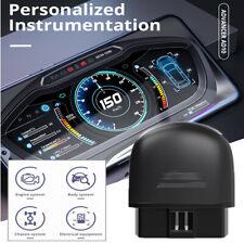 Profession XTOOL AD10 OBD2 Diagnostic Scanner EOBD Bluetooth ELM327 Code Reader