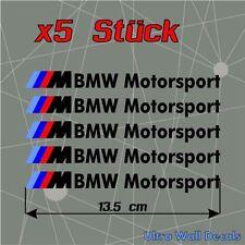 BMW Aufkleber Für Felgen 5 Stück BMW M3 M5 auto sticker decal decor 2015
