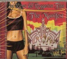 The Manifest -  Los Reyes del Reggaeton Fino, Vol.1 - CD - NEW
