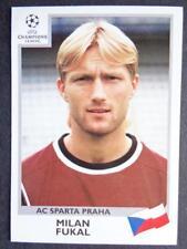 Panini Champions League 1999-2000 - Milan Fukal (AC Sparta Praha) #242
