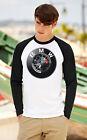 BMW Men Women Long Sleeve T-Shirt Beemer Unisex Tee Shirt Baseball Raglan Top 3