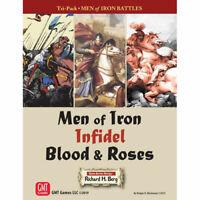 Men of Iron / Infidel / Blood & Roses