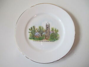 St Peters Cathedral Armidale, Australia - Vintage Shelley Fine Bone China Plate