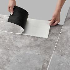 [neu.holz] ca. 1m² Vinyl Laminat Selbstklebend Dielen Planke Vinylboden Grey Oak