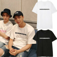 KPOP NCT127 Johnny  T-shirt Tshirt NCT#127 LIMITLESS Casual Letter Tee Tops