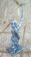 Awesome Tin Figurine Soldier Model 1:32 54mm Japan warrior 15 century