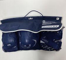 Salomon 3 Pack Skating Protective Gearsix Size M Knee, Wrist, Elbow