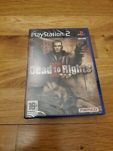 Dead to Rights 2 II PS2 (PlayStation 2) New Sealed  UK PAL