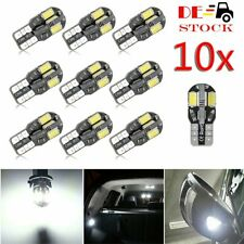 10 Stk. LED Lampe 8 SMD 5730 Auto Standlicht Beleuchtung 12v