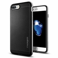 SALE Spigen Neo Hybrid Case for iPhone 7 Plus in Satin Silver