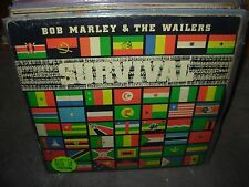 BOB MARLEY / WAILERS survival ( reggae ) island