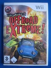 ★☆☆ Nintendo Wii game - Karts Buggys Offroad Extreme - New Sealed - NEU ☆☆★