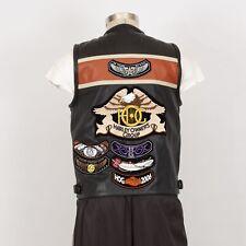 HARLEY DAVIDSON Leather Vest Size M
