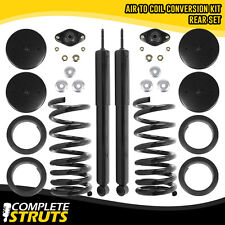 1993-1998 Lincoln Mark VIII Rear Air to Coil Springs Conversion Kit