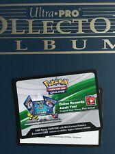 Pokemon TCG Online Generations Code Card - 20th Anniversary Venusaur Ex
