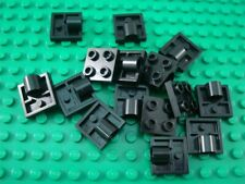 sets 585 and 445 Lego 3002pb01 Brick 2 x 3 with Black /'POLICE/' Serif Pattern