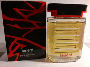 PACO RABANNE TENERE FOR MEN EDT 200 ML SPLASH  VINTAGE