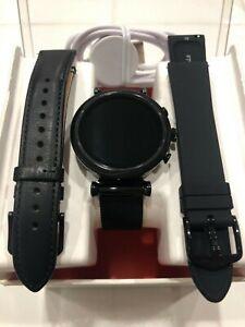 Fossil Stainless Steel Black Mesh Women's Watch GEN 4 FTW6055SETJ