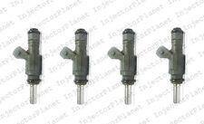 Set of 4 Bosch EV12 Jetronic Extended Injector Part# 0280155825 / 06B133551B