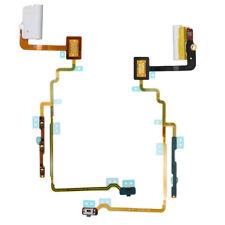 White Handsfree Audio Jack Volume Button Flex Cable For iPod Nano 7 7th Gen