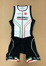 Castelli Free Tri San Remo Suit Sl Size 2Xl New