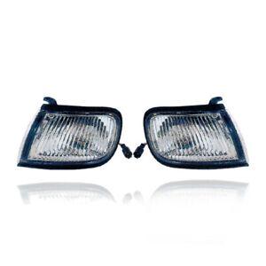Cornering Light Fits Eagle Eye For 97-99 Maxima Park Lamp Set 261700L726,
