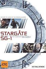 Stargate SG-1 : Season 1 (DVD, 2003, 5-Disc Set) VGC Pre-owned (D96)