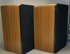 More details for vintage shelf speakers 08e3-013