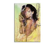 90x60cm Paul Sinus Splash tipo dipinto arte immagine Rihanna