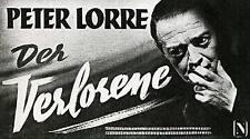 DER VERLORENE  (1951) * with switchable English subtitles *