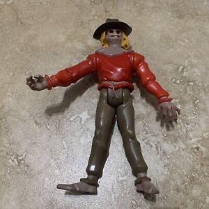 """Vintage Batman 1993 Dc Scarecrow Action Figure 4.5"""" Action Figure Retro"""