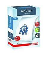 New Genuine Original Miele GN HyClean 3D Vacuum Cleaner Dust Bags - 9917730