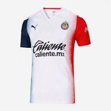 Chivas de Guadalajara 2020 - 2021 Away Soccer Jersey FAST SHIPPING FREE RETURNS