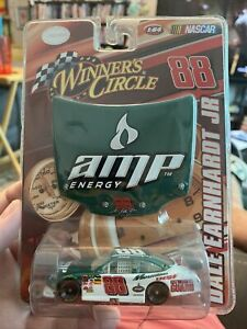Winner's Circle #88 Amp Energy Dale Earnhardt Jr 1:64 COT W/ Hood 2008 Nascar